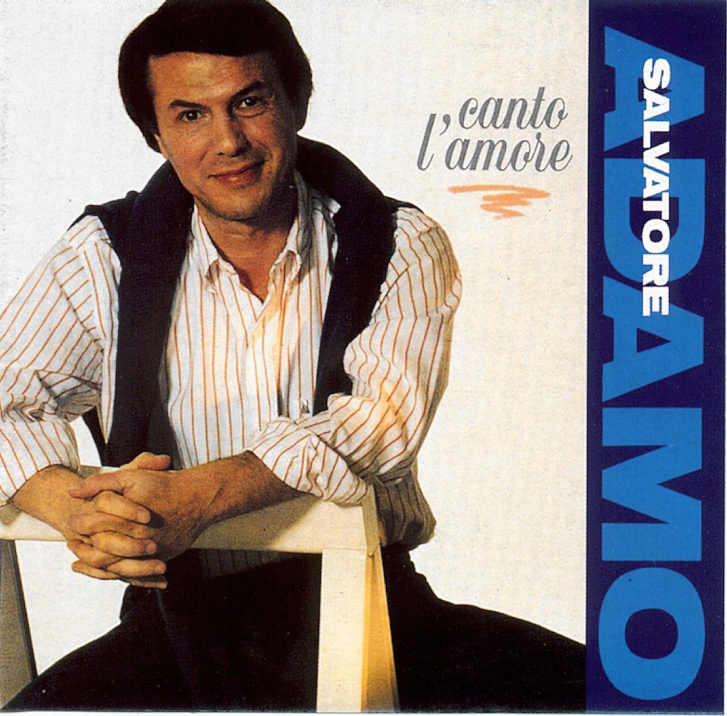 Adamo - Canto All'amore Front