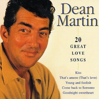 Dean Martin - 20 Great Love Songs